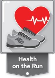 Health-on-the-run