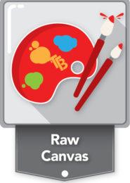Raw-Canvas